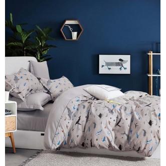 Купить постельное белье твил TPIG2-1051 2 спальное Tango