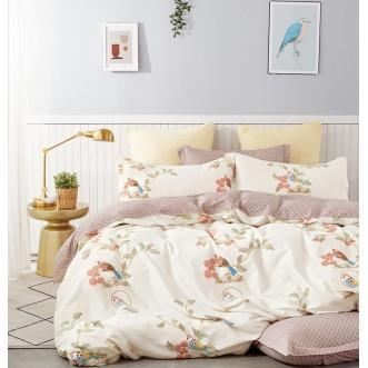 Купить постельное белье твил TPIG4-685 1/5 спальное Tango