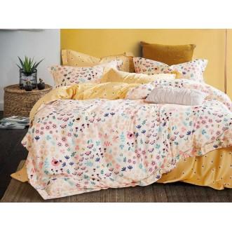 Постельное белье 1,5 спальный тенсел Asabella Задорное лето