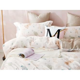 Постельное белье 1,5 спальный тенсел Asabella Милые животные