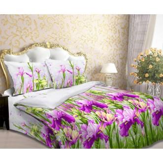Постельное белье 2 спальное бязь Valtery Ирсен