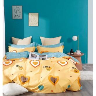Купить постельное белье твил TPIG6-1139 евро Tango