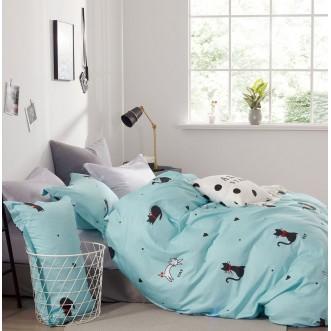 Купить постельное белье твил TPIG4-1125 1/5 спальное Tango