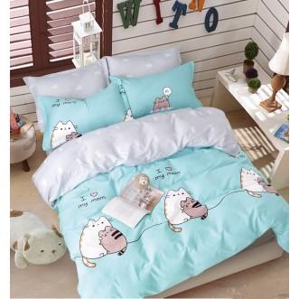 Купить постельное белье твил TPIG6-1123 евро Tango