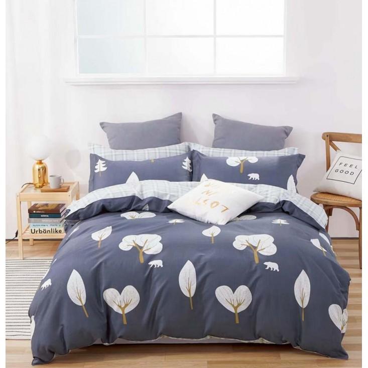 Купить постельное белье твил TPIG6-1103 евро Tango