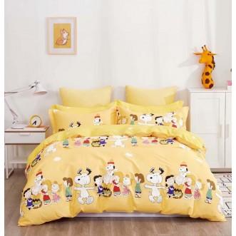 Купить постельное белье твил TPIG4-1105 1/5 спальное Tango