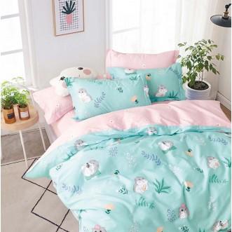 Купить постельное белье твил TPIG4-1128 1/5 спальное Tango