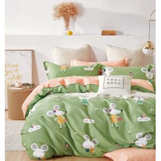 Купить постельное белье твил TPIG4-1126 1/5 спальное Tango