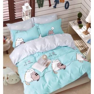 Купить постельное белье твил TPIG4-1123 1/5 спальное Tango