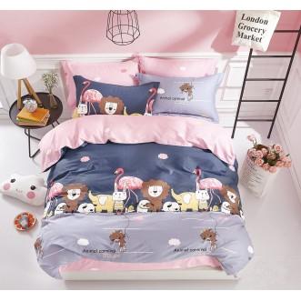 Купить постельное белье твил TPIG4-1119 1/5 спальное Tango