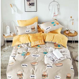 Купить постельное белье твил TPIG4-1137 1/5 спальное Tango