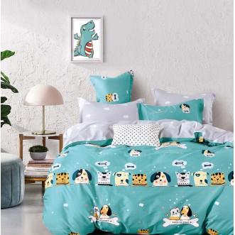 Купить постельное белье твил TPIG4-1136 1/5 спальное Tango