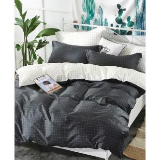 Постельное белье сатин TS01-X105 1/5 спальное Tango