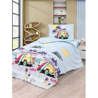 Постельное белье 2 спальное бязь Karna Sandy