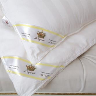 Одеяло шелковое 1,5 спальное 140х205 всесезонное KingSilk Elisabette Классик K-140-0,9 описание