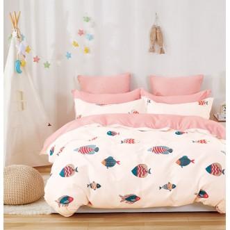 Купить постельное белье твил TPIG4-1184 1/5 спальное Tango
