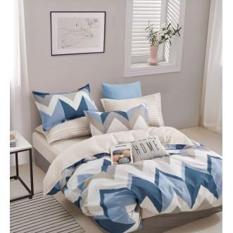 Купить постельное белье твил TPIG4-1186 1/5 спальное Tango