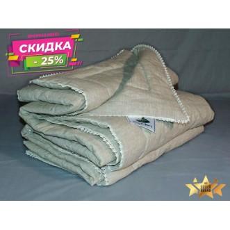 Одеяло Дивный лен 1/5 спальное 140х205 Nature's