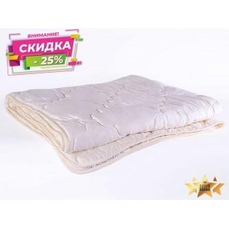 Одеяло Золотой мерино 1,5 спальное 140х205 Nature's