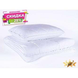Одеяло Благородный кашемир 1/5 спальное 140х205 Nature's