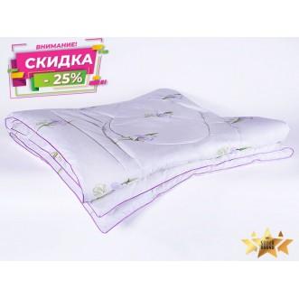 Одеяло Радужный Ирис 1/5 спальное 140х205 Nature's