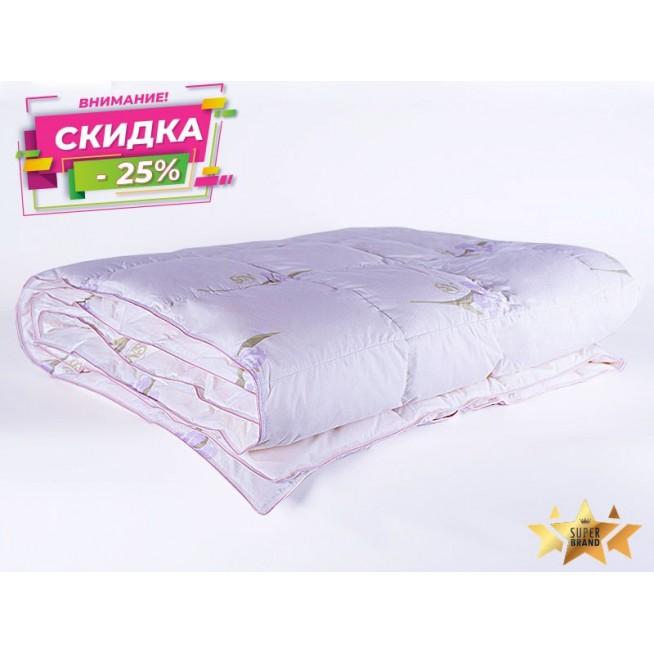 Одеяло Царственный Ирис 1/5 спальное 150х200 Nature's