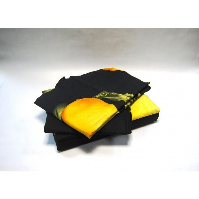 Белье постельное 3D мако-сатин D057 1.5 спальное СИТРЕЙД