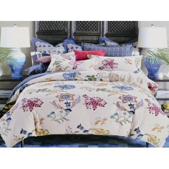 Одеяло 2 спальное 175х210 легкое Cleo Silk Line