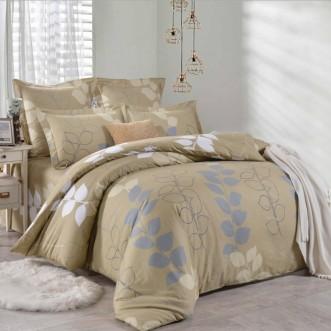 Одеяло 2 спальное 175х210 всесезонное Cleo Silk Dreams Аргентус