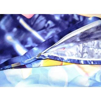 3D мако-сатин белье постельное D092 евро СИТРЕЙД