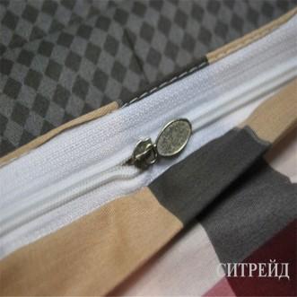 Белье постельное сатин Делюкс L74 евро макси СИТРЕЙД