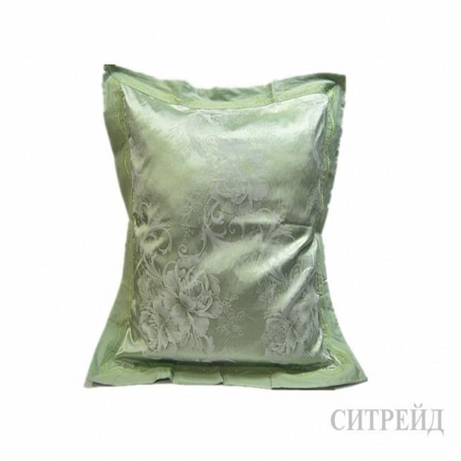 Белье постельное жаккард с вышивкой H018 Евро СИТРЕЙД