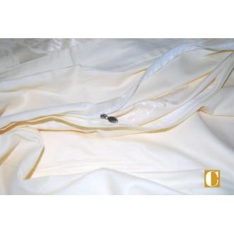 Подарочный жаккард с вышивкой белье постельное H032 Евро СИТРЕЙД