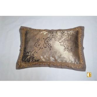 Подарочный жаккард с вышивкой белье постельное H034 Евро СИТРЕЙД